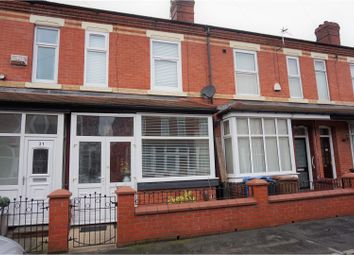 Thumbnail 2 bed terraced house for sale in Haddon Street, Salford