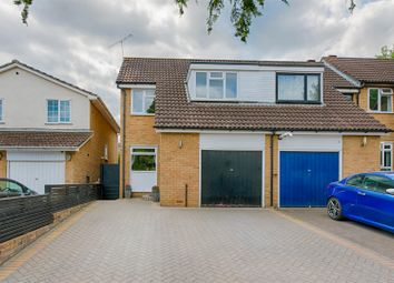Thumbnail 3 bed end terrace house for sale in Wheatsheaf Drive, Ware