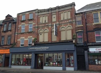 Thumbnail Retail premises for sale in 12-16 Lonsdale Street, Carlisle