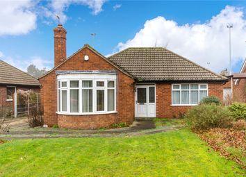 Thumbnail 2 bed detached bungalow for sale in Station Road, Collingham, Newark