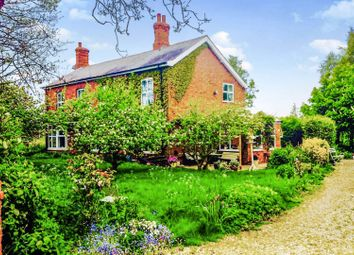 Thumbnail 5 bed detached house for sale in Thoresby Bridge, Marshchapel, Grimsby