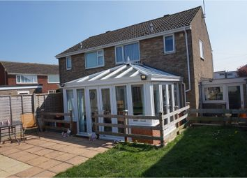 Thumbnail 3 bed semi-detached house for sale in Shannon Way, Burton Latimer