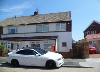 Thumbnail 2 bed flat to rent in Hemsley Road, South Shields