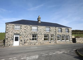 Thumbnail 4 bed detached house for sale in Rhoslefain, Rhoslefain
