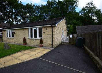 Thumbnail 1 bed detached bungalow to rent in Cottage View, Whitworth, Rochdale