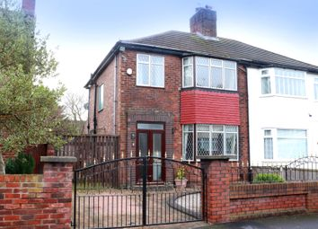Thumbnail 3 bed semi-detached house for sale in Norwood Avenue, Litherland, Liverpool