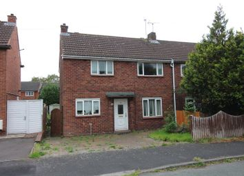 Thumbnail 3 bed semi-detached house for sale in Jenks Road, Wombourne, Wolverhampton