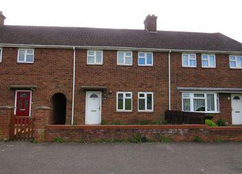Thumbnail 3 bed terraced house for sale in Fettledine Road, Irthlingborough, Wellingborough