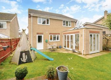 Thumbnail 4 bed detached house for sale in Norwood Avenue, Southmoor, Abingdon