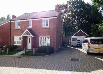 4 bed detached house for sale in Farm Close, Totton SO40