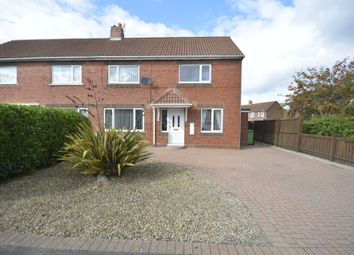 3 bed semi-detached house for sale in Garmondsway Road, West Cornforth, Ferryhill DL17