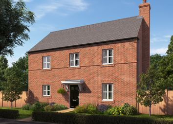 Thumbnail 4 bed detached house for sale in Trinity Gardens, Ling Road, Loughborough