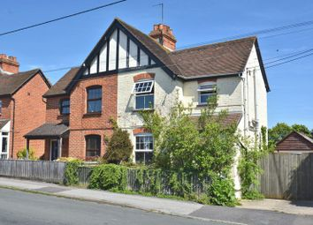 Thumbnail 2 bed semi-detached house for sale in Hagbourne Road, Didcot