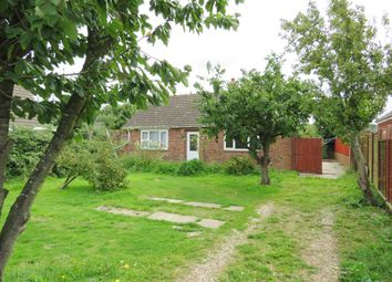 Thumbnail 2 bed detached bungalow for sale in Rookery Road, Clenchwarton, King's Lynn