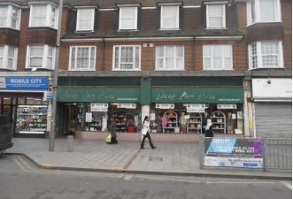 Retail premises to let in Ripple Rd, Barking IG11