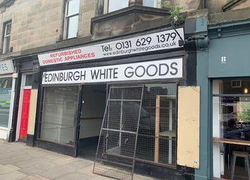 Thumbnail Retail premises for sale in Cadzow Place, Abbeyhill, Edinburgh