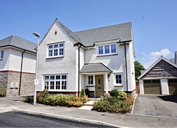 Thumbnail 4 bed detached house for sale in Heol Cae Pwll, Colwinston