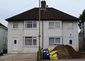 Thumbnail 5 bed semi-detached house to rent in Crowell Road, Oxford