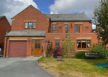 Thumbnail 4 bedroom detached house for sale in 18, Oak View, Sarn, Newtown, Powys