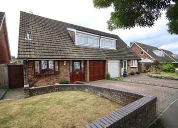 Thumbnail 3 bed property for sale in Kingscote Road, Cowplain, Waterlooville