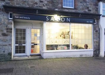 Thumbnail Retail premises for sale in Lower Bore Street, Bodmin