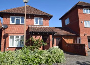 Thumbnail 3 bed link-detached house for sale in Harebell Close, Walnut Tree, Milton Keynes