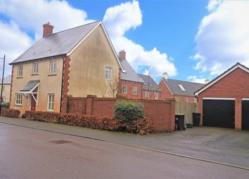 Thumbnail 3 bedroom detached house for sale in Coles Crescent, Shaftesbury