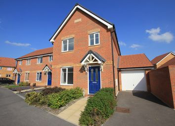 Thumbnail 3 bed detached house for sale in Hopkins Way, Harwell, Didcot