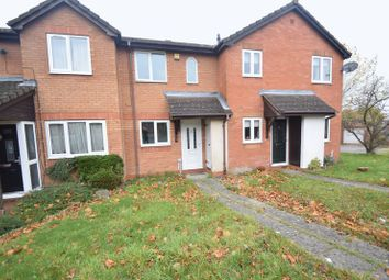 Thumbnail 2 bedroom terraced house for sale in Cromer Way, Luton