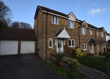Thumbnail 3 bed semi-detached house to rent in Fleetwood Close, St. Leonards-On-Sea