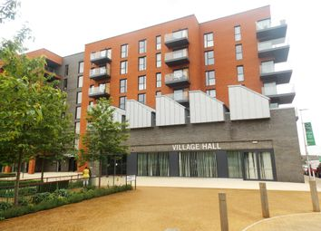 Thumbnail 1 bed flat to rent in Merlin Court Tizzard Road, London