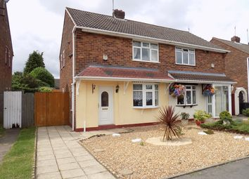 Thumbnail 2 bedroom semi-detached house to rent in Dingle Road, Kingswinford