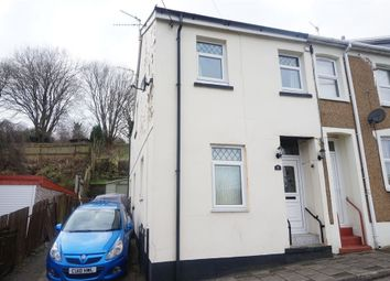 Thumbnail 2 bed end terrace house for sale in Sunnyview, Argoed, Blackwood, Caerphilly