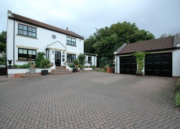 Thumbnail 4 bed detached house for sale in The Green, Elwick, Hartlepool