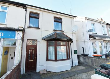 Thumbnail 2 bed semi-detached house for sale in St Johns Crescent, Rogerstone, Newport