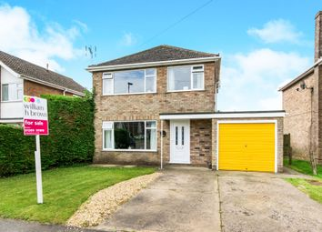 Thumbnail 3 bed detached house for sale in Welland Road, Boston
