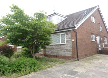 Thumbnail 3 bed semi-detached house for sale in Clanfield, Fulwood, Preston