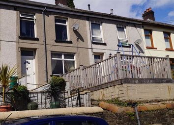 Thumbnail 3 bed terraced house for sale in Harris Terrace, Penrhiwceiber, Mountain Ash
