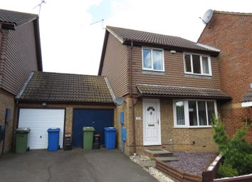 Thumbnail 3 bed terraced house for sale in Beauvoir Drive, Kemsley, Sittingbourne