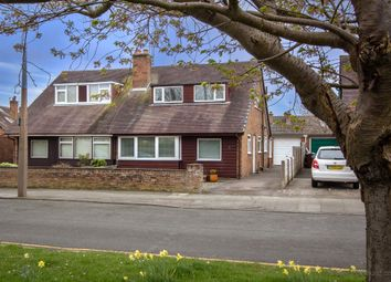 Thumbnail 3 bedroom semi-detached house for sale in Winston Avenue, St. Annes, Lytham St. Annes