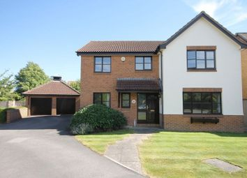 Thumbnail 4 bed detached house for sale in Foxdown Close, Kidlington