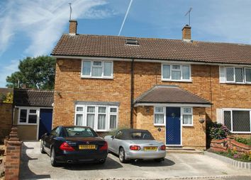 Thumbnail 4 bed semi-detached house for sale in Southcote Row, Fryerns, Basildon