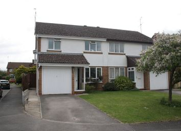 Thumbnail 3 bedroom semi-detached house for sale in Victor Way, Woodley, Reading