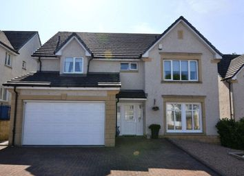 Thumbnail 5 bed detached house for sale in Crofthill Close, Dalry