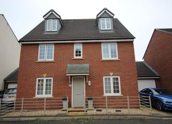 Thumbnail 5 bed link-detached house for sale in Mulberry Crescent, Yate, Bristol