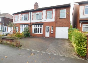 Thumbnail 4 bedroom semi-detached house for sale in Pennine Road, Woodley, Stockport