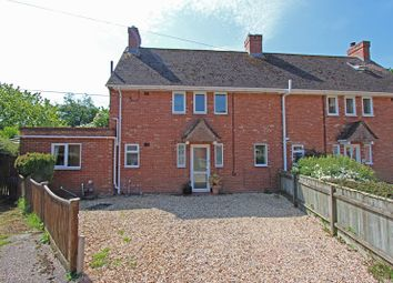 3 bed semi-detached house for sale in Station Road, Sway, Lymington SO41