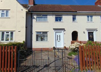Thumbnail 3 bed terraced house for sale in Bangor Grove, St. Annes Park, Bristol