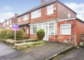 Thumbnail 3 bed semi-detached house for sale in Mough Lane, Oldham
