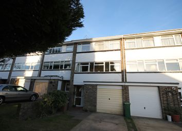 Thumbnail 4 bed town house to rent in Wellesford Close, Banstead